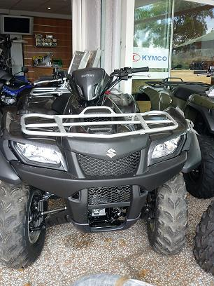suzuki kingquad 0 km cylindr e 450 suzuki kingquad. Black Bedroom Furniture Sets. Home Design Ideas