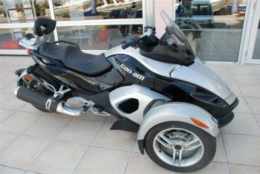 achat moto can am spyder prix. Black Bedroom Furniture Sets. Home Design Ideas