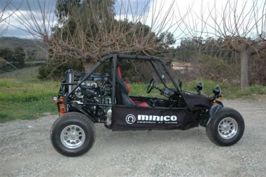minibike buggy km cylindr e 1100 raiders minibike buggy prix 9500 euros en corse. Black Bedroom Furniture Sets. Home Design Ideas