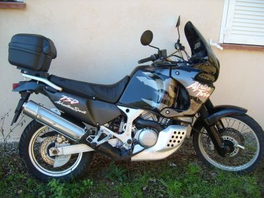 moto occasion africa twin 750
