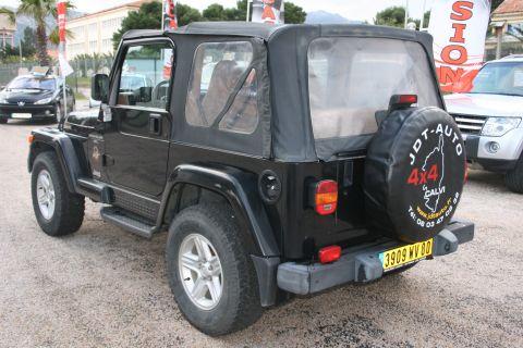 occasion jeep wrangler carburant essence annonce jeep wrangler en corse n 1632 achat et vente. Black Bedroom Furniture Sets. Home Design Ideas