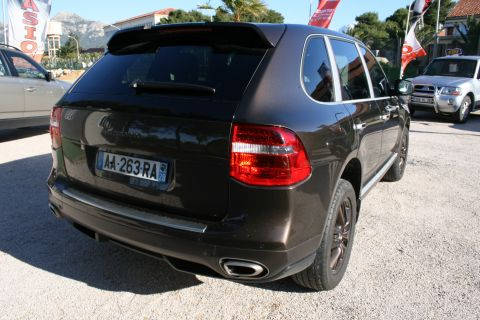 occasion porsche cayenne carburant diesel annonce. Black Bedroom Furniture Sets. Home Design Ideas