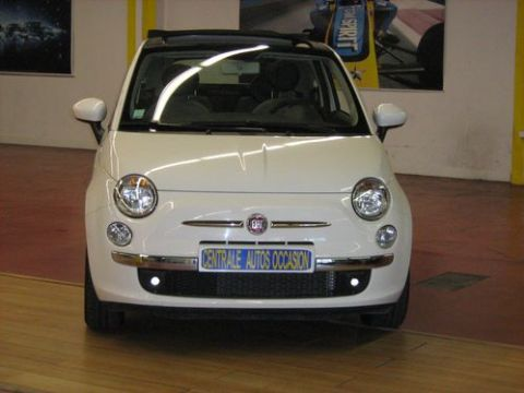 occasion fiat 500 carburant essence annonce fiat 500. Black Bedroom Furniture Sets. Home Design Ideas
