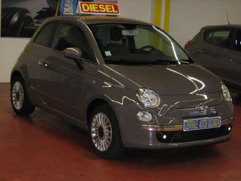 occasion fiat 500 carburant diesel annonce fiat 500. Black Bedroom Furniture Sets. Home Design Ideas