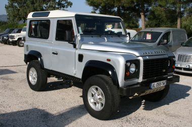 Land rover defender d'occasion