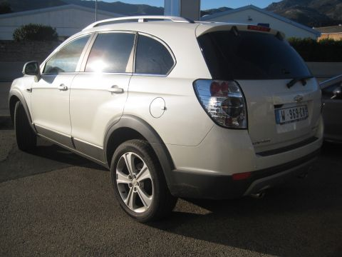 occasion chevrolet captiva carburant diesel annonce chevrolet captiva en corse n 1915. Black Bedroom Furniture Sets. Home Design Ideas