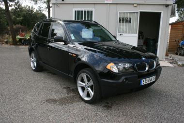 occasion bmw x3 carburant diesel annonce bmw x3 en corse n 2003 achat et vente. Black Bedroom Furniture Sets. Home Design Ideas