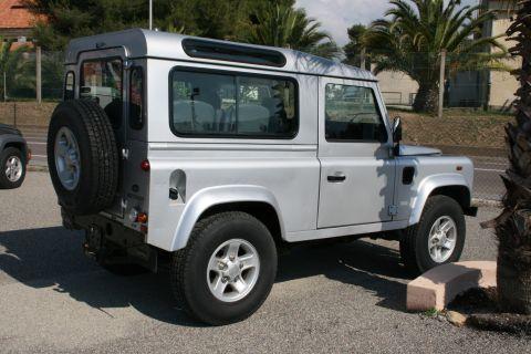 occasion land rover 90 defender carburant diesel. Black Bedroom Furniture Sets. Home Design Ideas