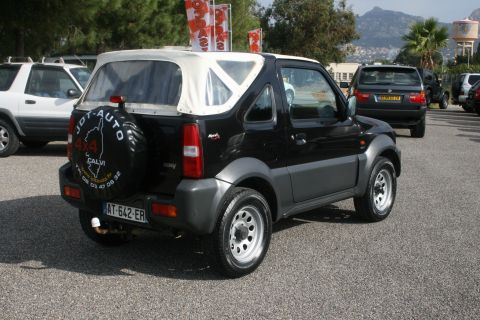 occasion suzuki jimny carburant essence annonce suzuki jimny en corse n 2247 achat et vente. Black Bedroom Furniture Sets. Home Design Ideas