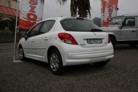 Occasion peugeot 207 carburant diesel annonce peugeot 207 en corse n 2264 achat et vente - Peugeot 107 blanche 5 portes ...
