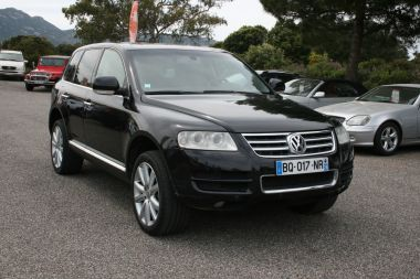 occasion volkswagen touareg carburant diesel annonce volkswagen touareg en corse n 2336. Black Bedroom Furniture Sets. Home Design Ideas