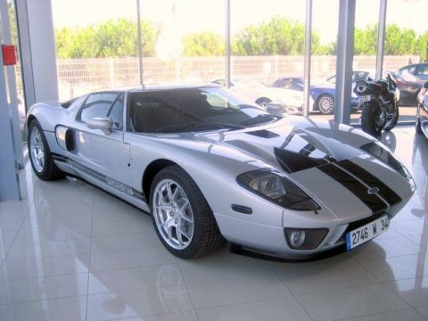 occasion ford gt40 carburant essence annonce ford. Black Bedroom Furniture Sets. Home Design Ideas