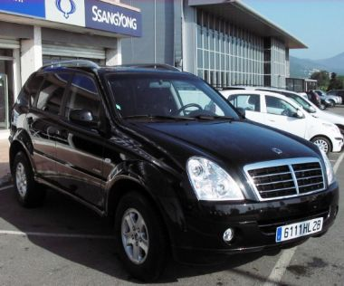 occasion ssangyong rexton carburant diesel annonce ssangyong rexton en corse n 784 achat. Black Bedroom Furniture Sets. Home Design Ideas