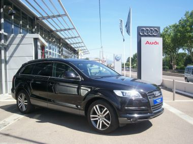 occasion audi q7 carburant diesel annonce audi q7 en. Black Bedroom Furniture Sets. Home Design Ideas