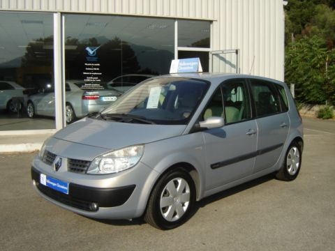 occasion renault scenic carburant diesel annonce. Black Bedroom Furniture Sets. Home Design Ideas